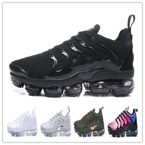 tn plus chaussures de sport chaussures de designer pour hommes baskets air marque Black White chaussures pour hommes Baskets Casual Randonnée Jogging