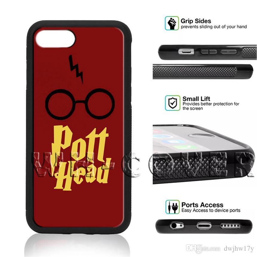 free shipping 34b1b e3ef3 Harry potter Phone Case the Deathly Hallows Patron saint Movie 33D For  iPhone iX i8 i8Plus i7 i7 i6 i6s SE T6 Cover