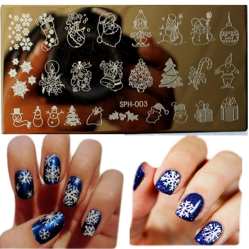 Amazing Diy Halloween Nail Art Ideas Nail Art Stamp Template Image