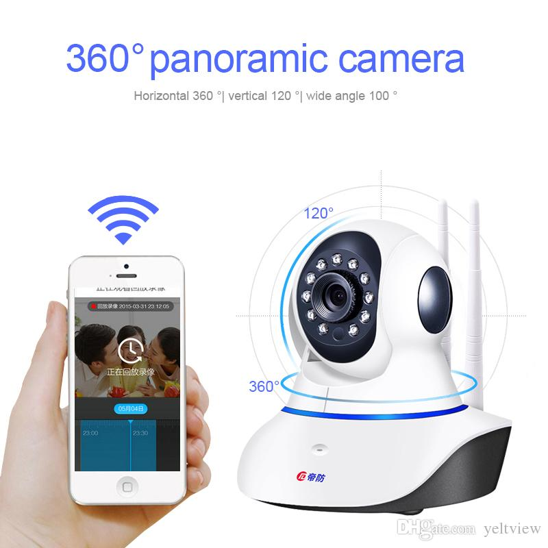 Home Security Wireless Mini IP Camera Surveillance Camera Wifi 720P/1080P  Night Vision CCTV Camera Baby Monitor