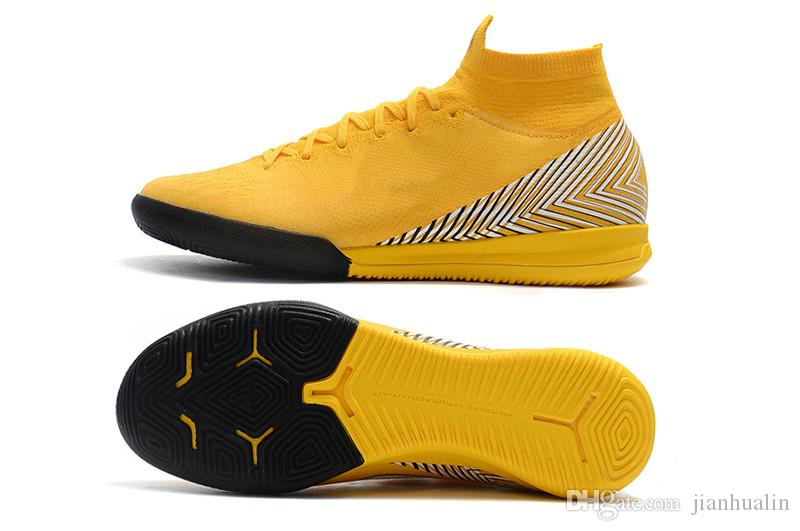 271502ecf 2018 High Top Quality Soccer Shoes Mens BOYS MagistaX Finale II TF ...
