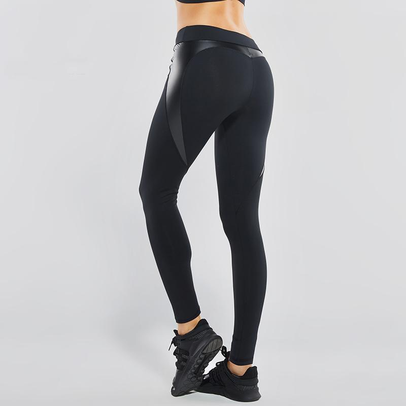 Acheter Pantalons De Yoga Pour Femmes Forme De Coeur Fitness Leggings Sexy  Respirant Collants De Course Leggings Pantalon D entraînement Athlétique De  ... e8bfe00e5fd4