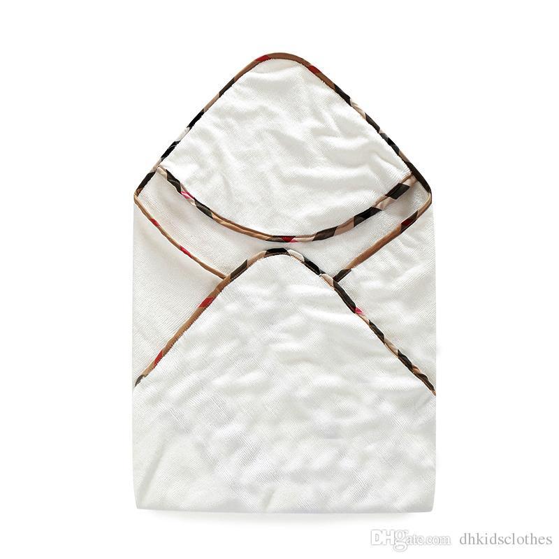 1 개의 PCS 아동용 베이비 타올 타올 목욕 가운면 테리 유아 아동 목욕용 랩 가운 유아 크기의 새 상품