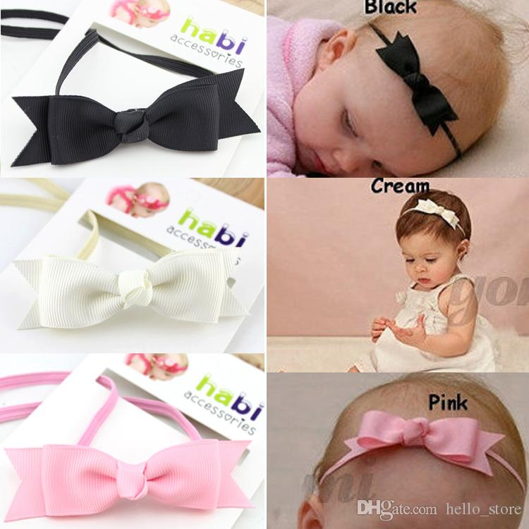 Image trendy baby Outfits 2019 Baby Girls Hair Accessories Bows Infant Kids Headband With Bowknot Headbands Accessories Trendy Baby Hairbands Boutique Kids Headwear From Hellostore Mr Kids Haircuts 2019 Baby Girls Hair Accessories Bows Infant Kids Headband With