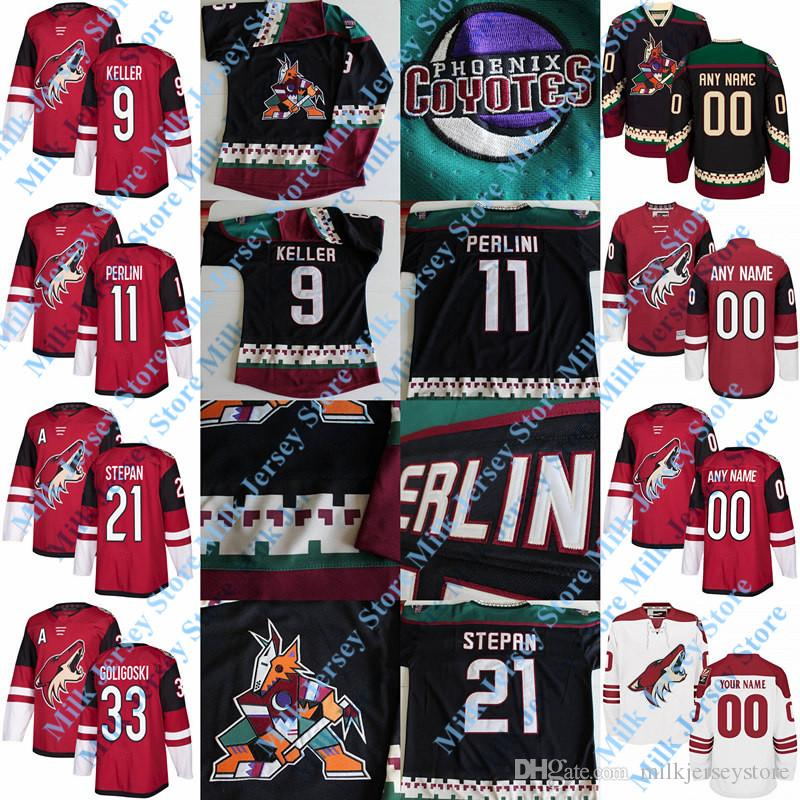purchase cheap 1845a 5bc21 wholesale arizona coyotes jersey d9691 bb183