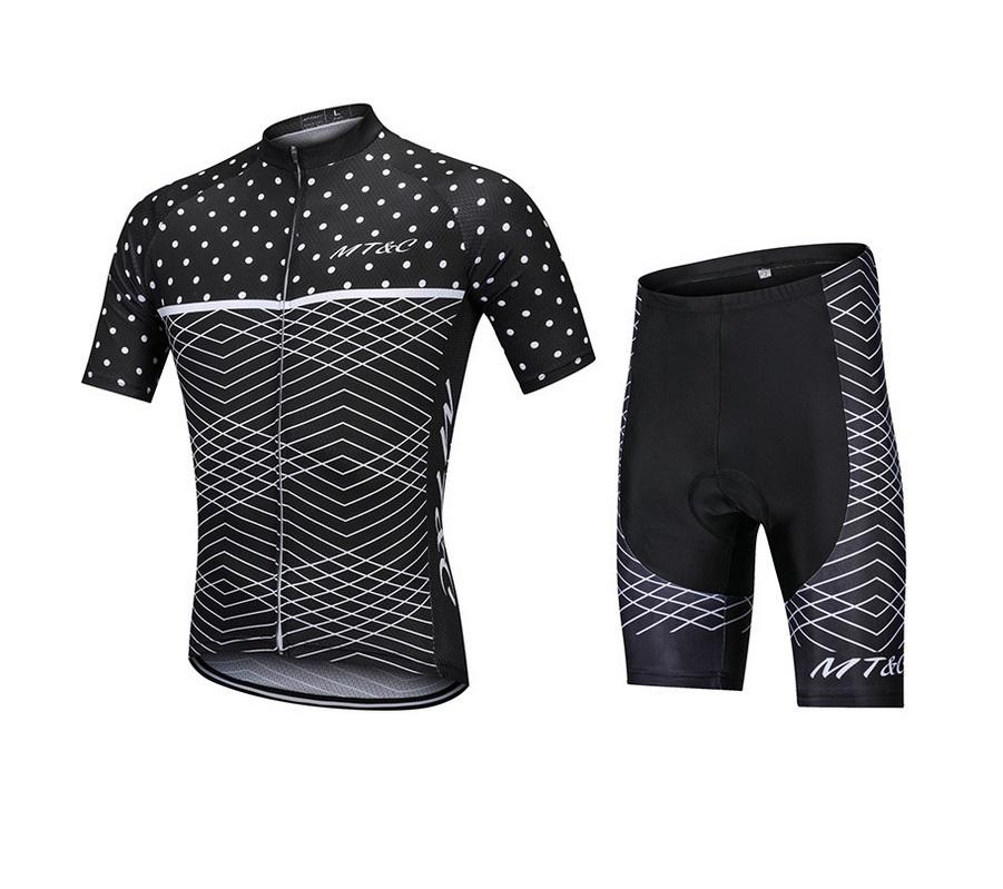 d1af07cb0 New 2018 MT C Summer Best Selling Short Sleeved Cycling Suit Suit Quick  Drying Breathable Outdoor Sports Cycling Suit Cycling Shorts Men Mountain  Biking ...