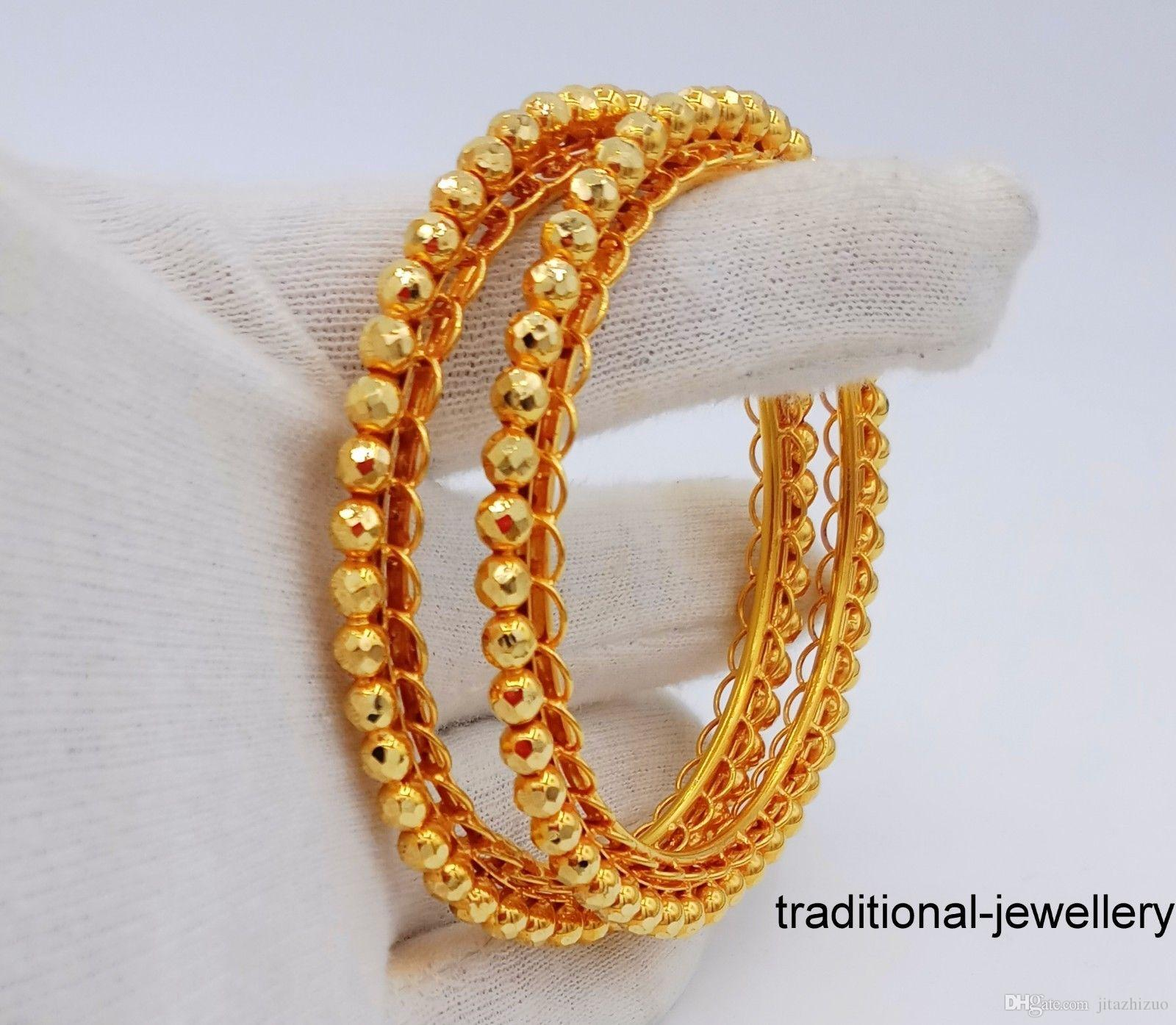 wide rope bracelet yellow loading chain cut itm is diamond solid image gold link
