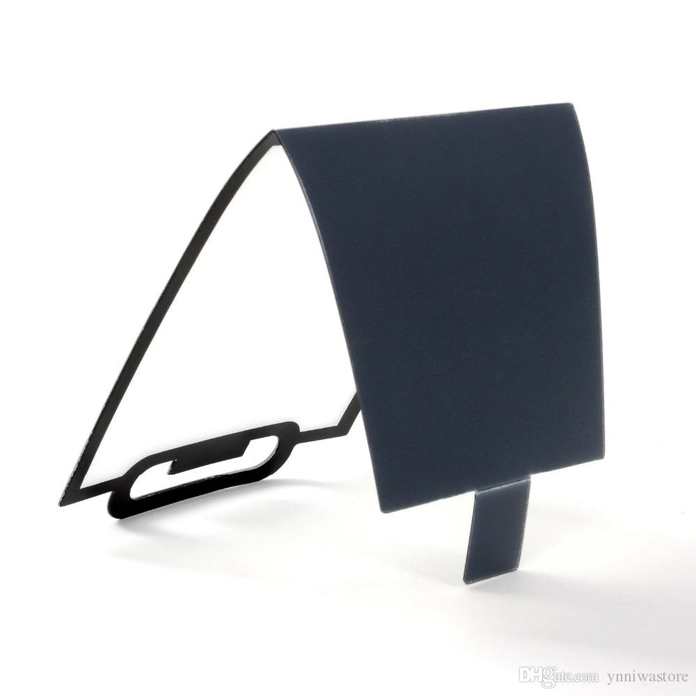 Universal hard Screen Pop-Up Flash Diffuser Softbox Black Clear Reflector For Yongnuo canon niokn all camera