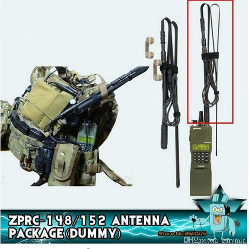 Z Tactical PRC-152 PRC-148 Antenna for Radio Case PRC 148 and PRC 152  Aerial Dummy Airsoft Z021