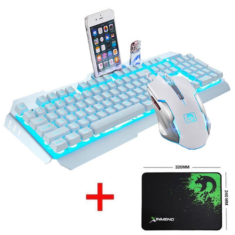 2018 Technology M398 Wired Led Backlit Ergonomic Usb Gaming Keyboard ...