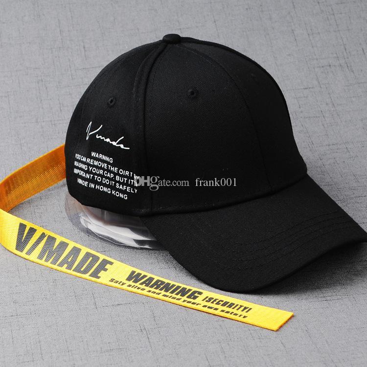 옐로우 모자 남자 편지 인쇄 패션 Snapback 모자 남성 힙합 Streetwear 태양 모자 남여 힙합 야구 모자 남성 여름