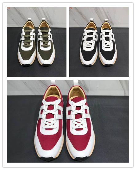 a7ce0038f3c63 Compre 2018 Novos Produtos Listados Marcas De Luxo Calçados Esportivos  Correspondência De Cores Moda Confortável Sapatos Casuais Tênis Sapatos De  Couro ...