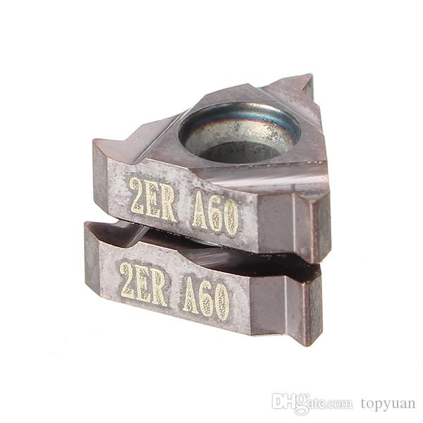 11ER A60 Carbide Threading Inserts External Turning Tool Holder Inserts