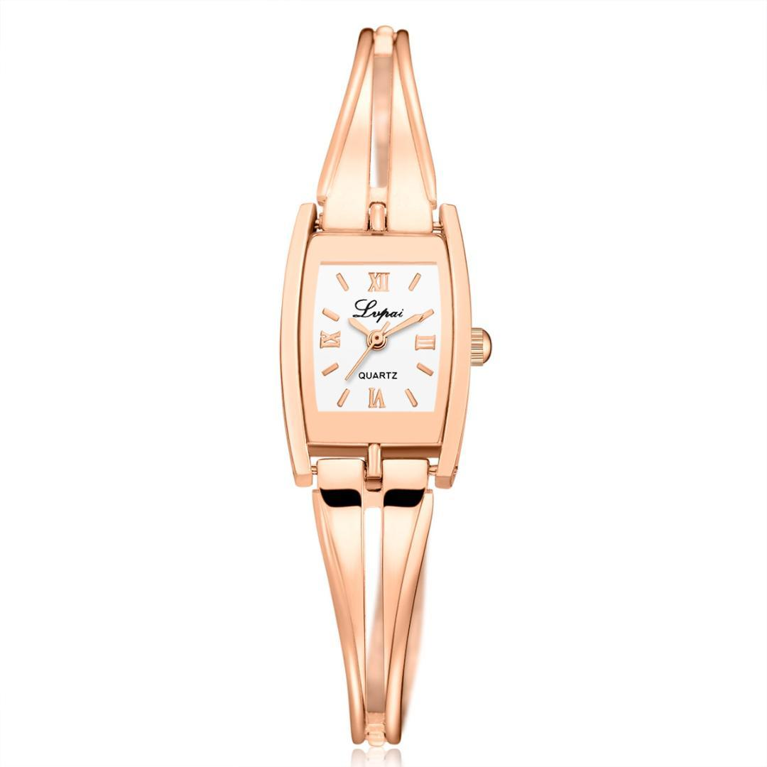 5b9ab7d4e0e2 Top Brand Relojes Mujer Women Bracelet Watch Clock Luxury Rhinestone Quartz  Wristwatches Fashion Ultra Slim Ladies Dress Watches Watches Of Switzerland  ...