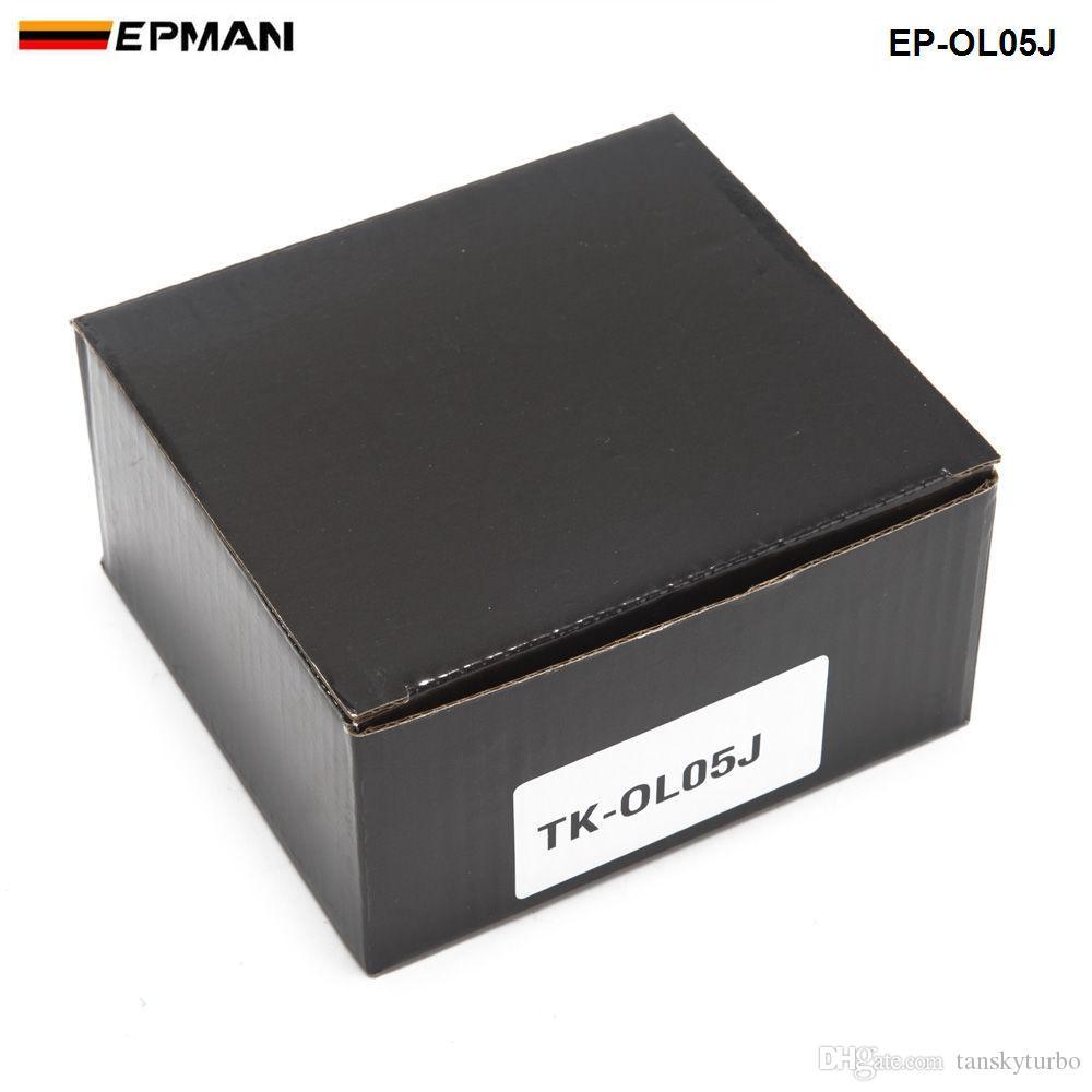 EPMAN Auto Styling Hochwertige ÖLKANTEN-ADAPTER FÜR Nissan 240SX SR20DET S13 14 15 TK-OL05J