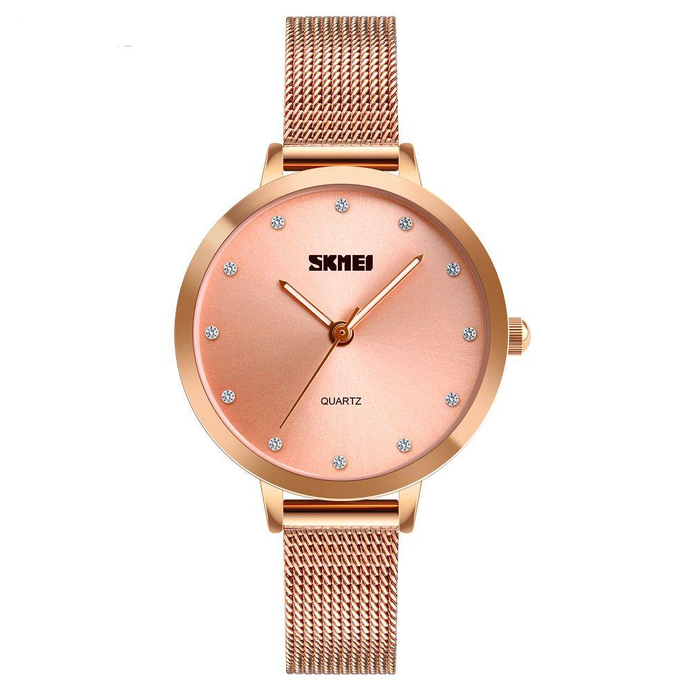 SKMEI 1291 Women Quartz Watch Dive 30M Fashion Watch Relogio Masculino 2018  Luxury Brand Time Watches Buy Watches Watches To Buy From Xinchengkj 50e1d6f80