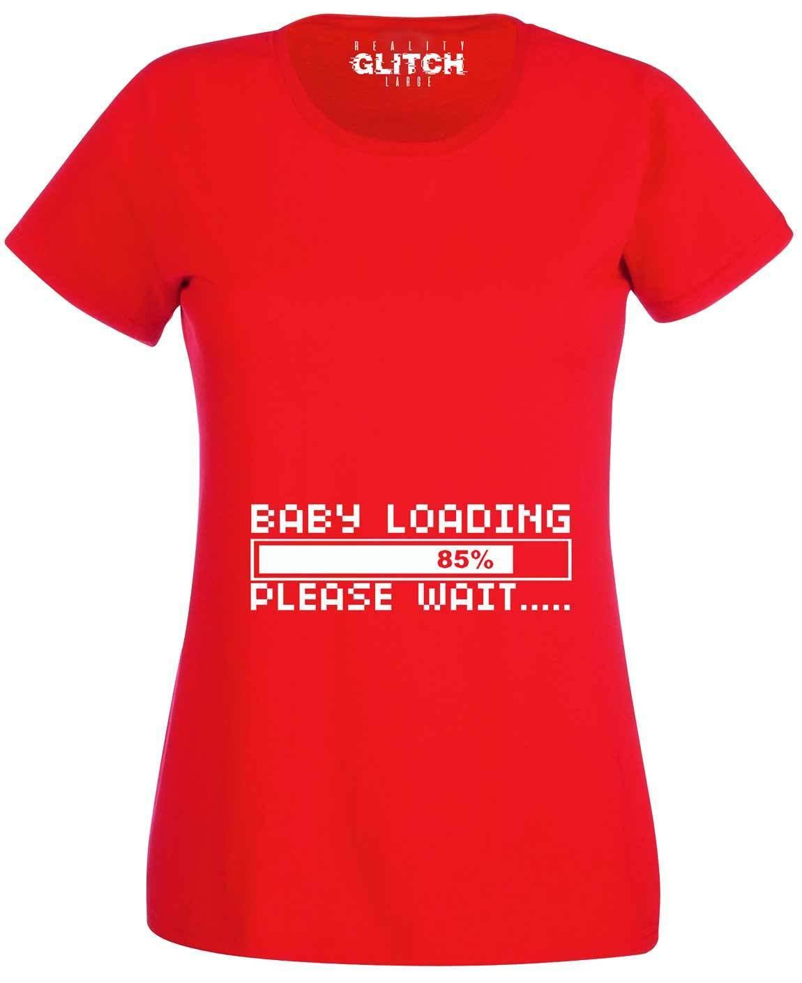 548215ae4b Womens Baby Loading Pregnancy T Shirt Pregnant Maternity T Shirt Ladies  White T Shirt Designs Awesome T Shirt Sites From Bangtidyclothing, $10.9|  DHgate.Com