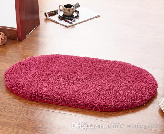 Soft Carpet Area Rugs Slip Resistant Bedside Mat Floor Mats For ...
