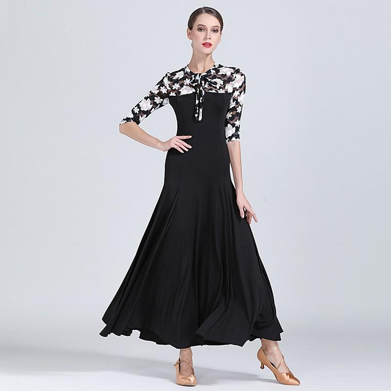 60d623801f4 2019 Ballroom Dance Dresses Practise Dance Competition Dresses ...