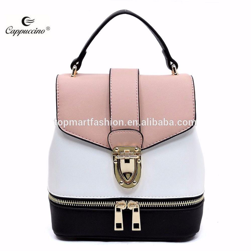 4132a313d090 2018 New Collection Push Lock Satchel Wholesale Shoulder Bag Women ...