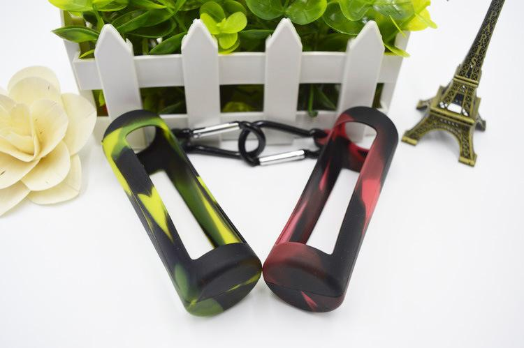 E Juice Silicone Skin Carrying Sleeve Case Soft Portable Pouch Box Display Rubber Cover for 60ml Chubby Eliquid E liquid EJuice Bottles