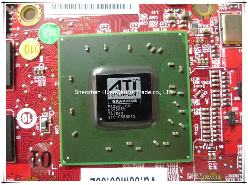 For Acer Aspire 5710G 5920G 6530G 6920G Notebook PC for ATI Mobility Radeon HD 3650 HD3650 DDR3 256MB MXM II Graphics Video Card