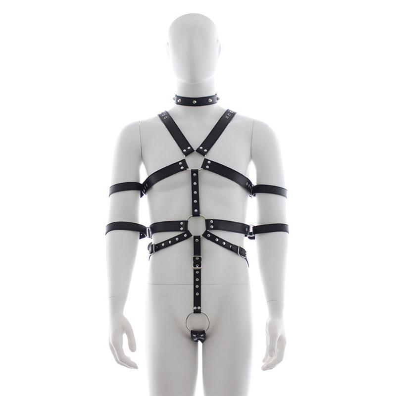 Was and bondage corset male your