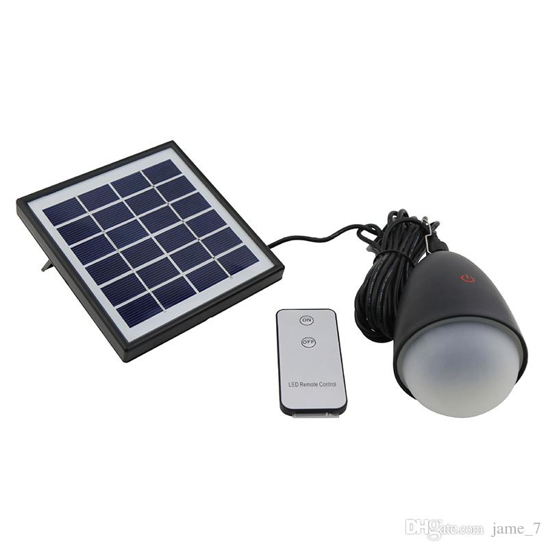 Solar Camp Light 11 LED IP65 Waterproof Portable Hiking Camping Lamp Night Lights Also For Garden Home Outdoor With Controller