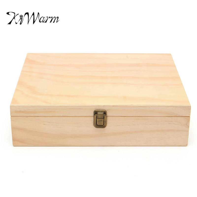 2018 Kiwarm Portable 64 Slots Essential Oil Bottle Storage Box Wooden Aromatherapy Organizer Case Home Container Tool From Serlima $36.56 | Dhgate.Com  sc 1 st  DHgate.com & 2018 Kiwarm Portable 64 Slots Essential Oil Bottle Storage Box ...