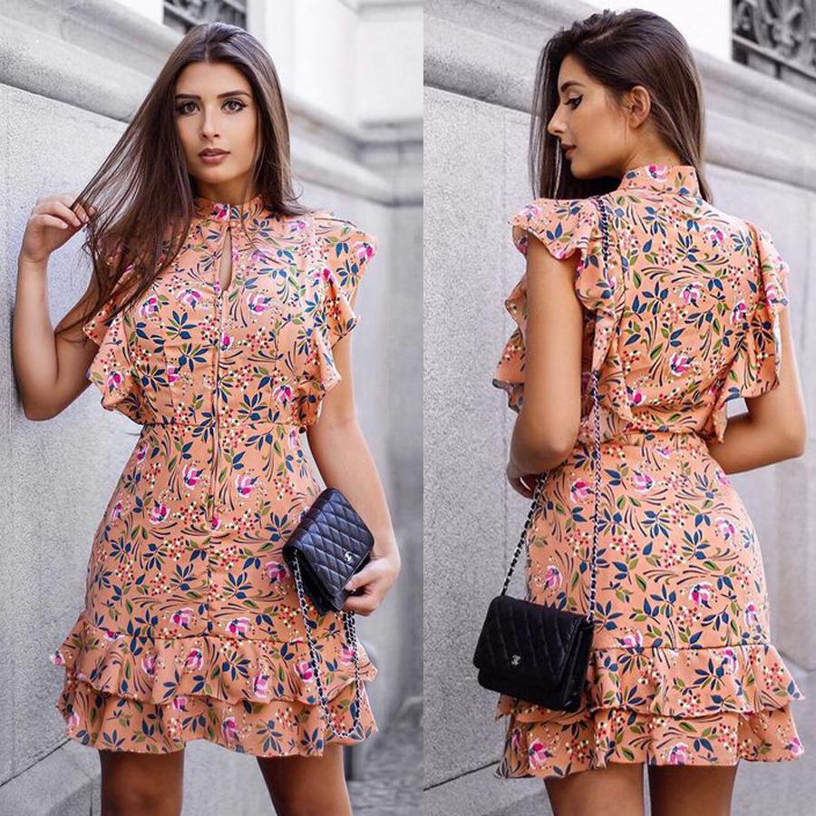 Lo ultimo en moda de vestidos cortos