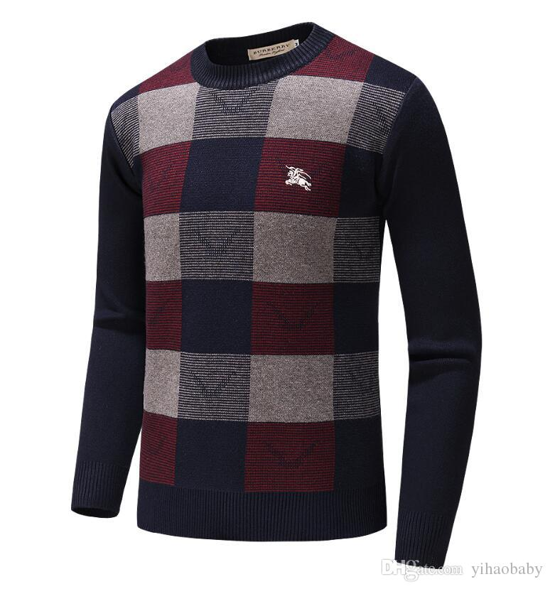 47503712885b New Fashion Women Men Knitting Sweaters Jacket Male Sweatshirts High ...