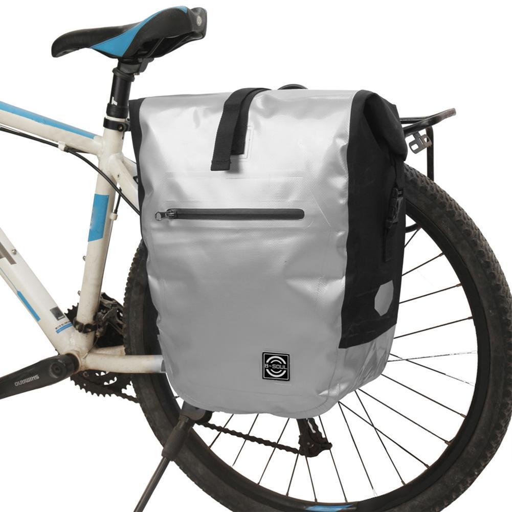 19L Large Capacity Cycling Bike Bags MTB Bike Rear Rack Bag Waterproof Road  Bicycle Pannier Rear Seat Trunk Bag Rucksack Laptop Bags From Sophine15 8bfb83a287c7