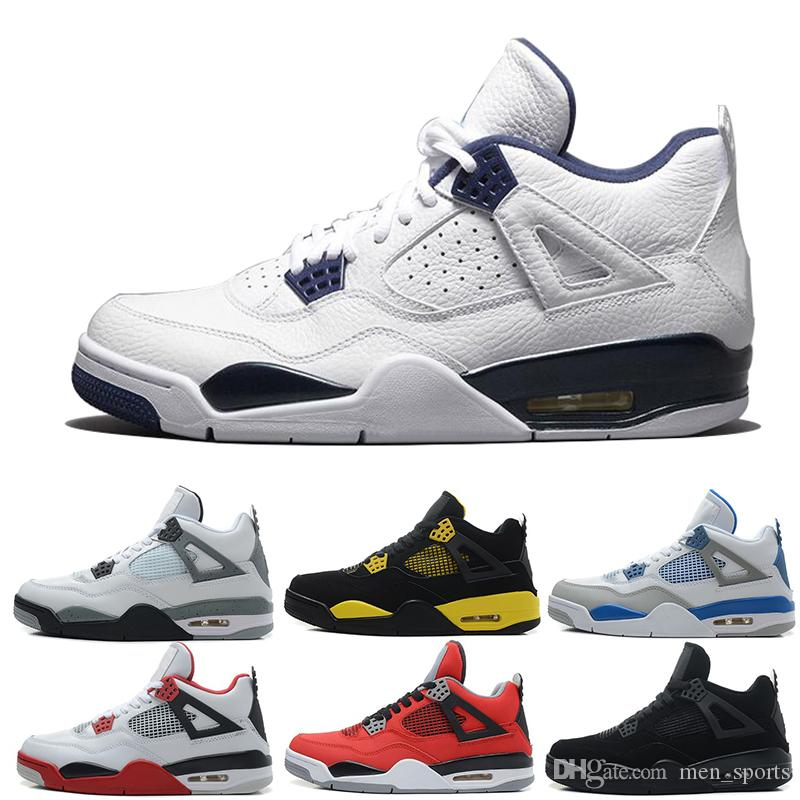 b1d687f6ca73 Travis Houston Blue 4 Raptors 4s Men Basketball Shoes Pure Money ...