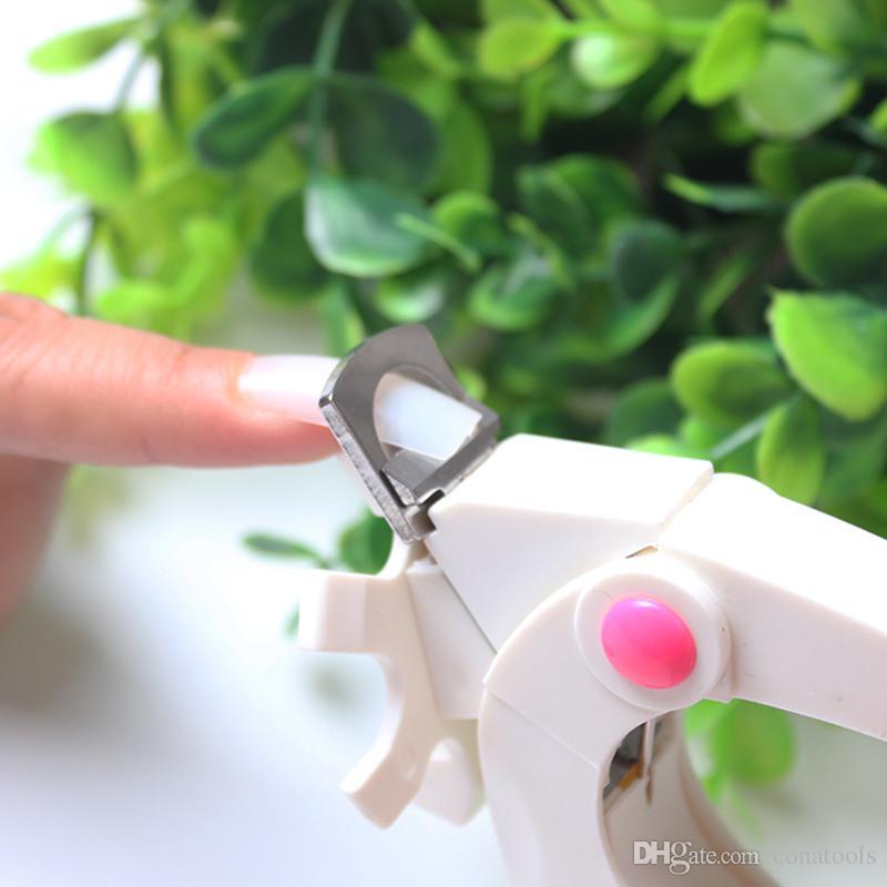 Nagelknipser Cutter Für Falsche Nagel Maniküre Acryl UV Gel Falsche Tipps Clipper Edge Cutter Maniküre Cutter Clipper Schere Werkzeug