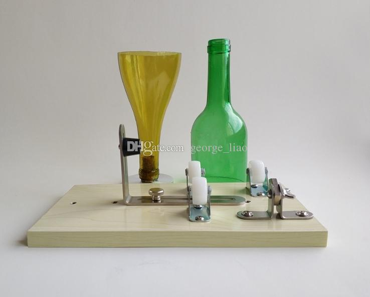 glass bottle cutter set, glass beer wine bottle cutting tools, glass tools set