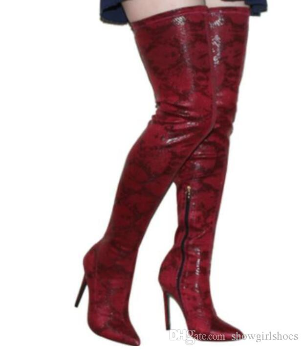 2018 women thigh high boots sequin booties thin heel elastic over knee high boots ladies party shoes gladiator mujer botas