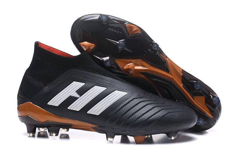 buy online 8ec5f 988d5 Botas De Fútbol Para Hombre De Tobillo Alto Predator 18 + X Pogba FG  Accelerator DB Zapatos De Fútbol Para Niños PureControl Purechaos De Fútbol  Para ...