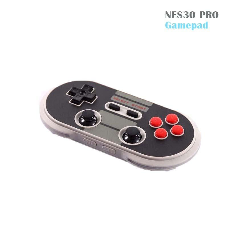 Newest 8Bitdo NES30 PRO Wireless Bluetooth Gamepad Remote Control Joystick  Gaming Controller for Android Smartphone Tablet PC