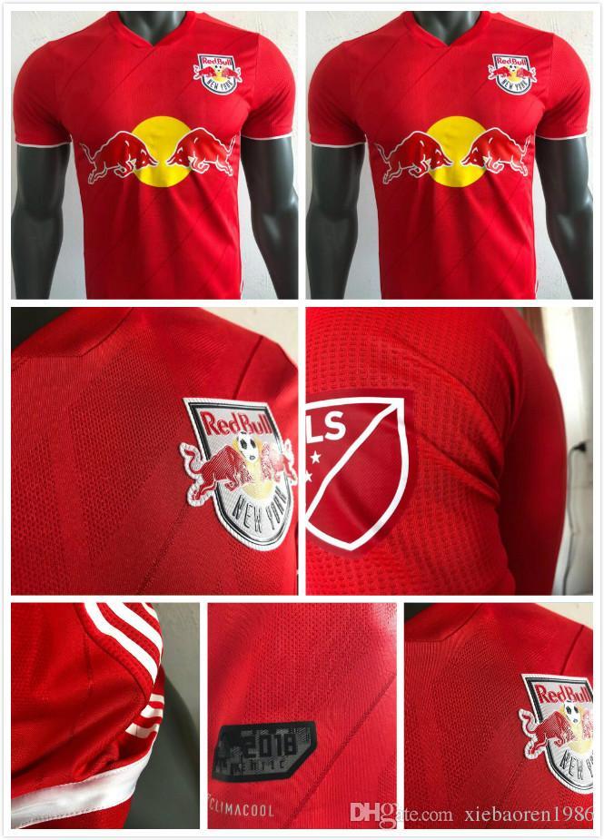 dae26b098 2019 Player Version 2018 New York Home White 99 PHILLIPS 18 19 Soccer  Jerseys 11 McCARTY Soccer Shirt MLS 14 HENRY Football Jerseys From  Xiebaoren1986