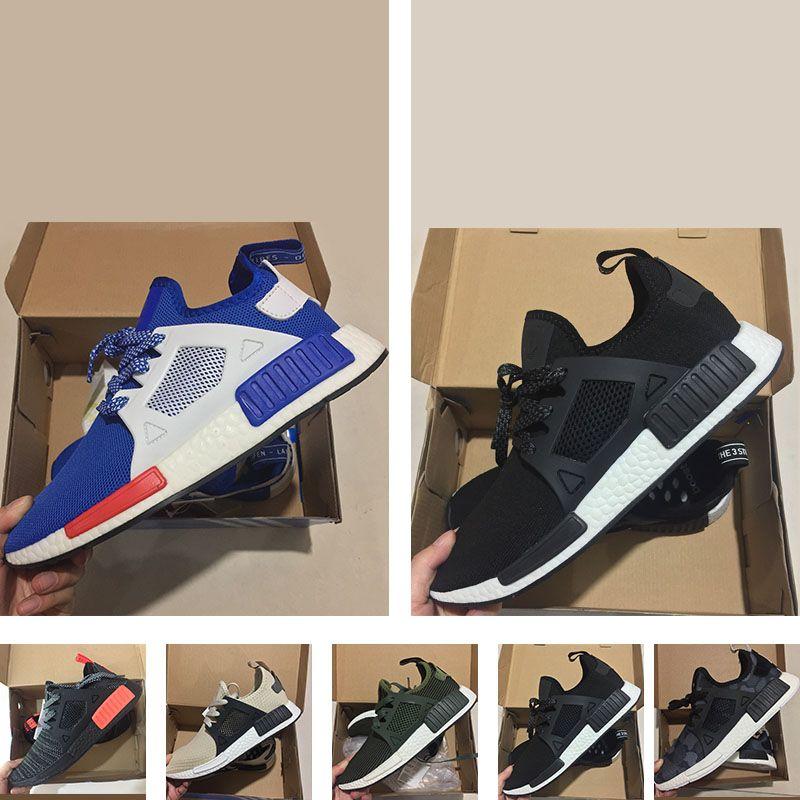 15a1bab00 2018 Original XR1 PK Casual Shoes Cheap Sneaker XR1 Primeknit OG PK ...