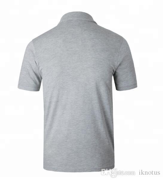 High Quality Custom Sports Printing Office Uniform Design T Printing