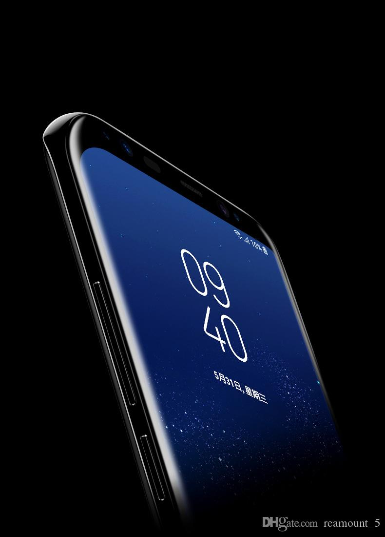 3D Curved Full Cover 9H Tempered Glass For Samsung galaxy S9 Full Screen Protector film For Samsung S9 Plus