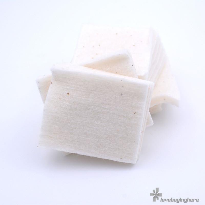 Cotone organico giapponese cotone Muji migliori accessori sigaretta elettronica Vape cotone / borsa vendita calda fai da te RDA RTA RTA
