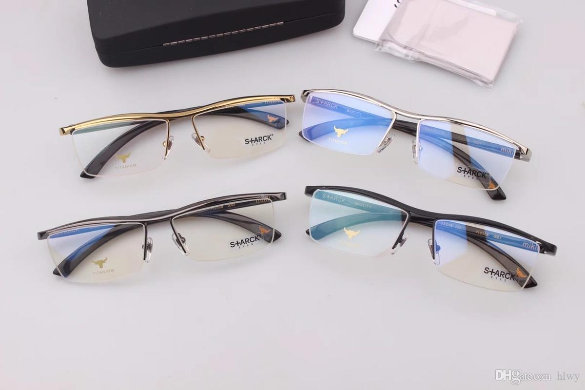 0e67dfb917 Men Eyeglasses Frames Mikli 0308 Pure Titanium Glasses High Quality ...