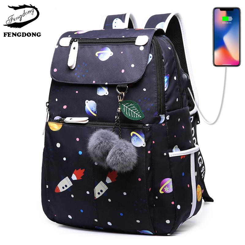 fd4d013784f7 2018 New Emoji School Student Women Backpack Cute Girl Cartoon Best ...