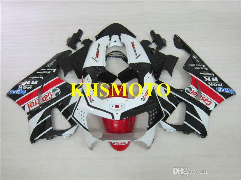 Custom Motorcycle Fairing Kit For Honda CBR900RR 919 98 99 CBR 900RR