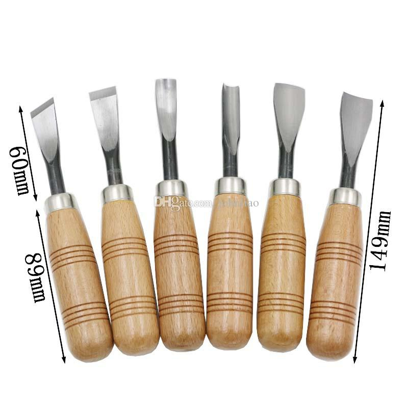 set wood Carving Chisel Tool, carpenter hand carving knives