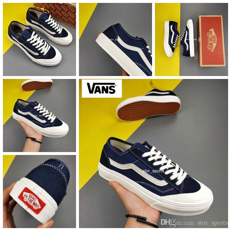2018 NEW Arrivals Originals vans Style36 SF Skateboarding Shoes Women Mens Sport Casual Sneakers size eur 35-44