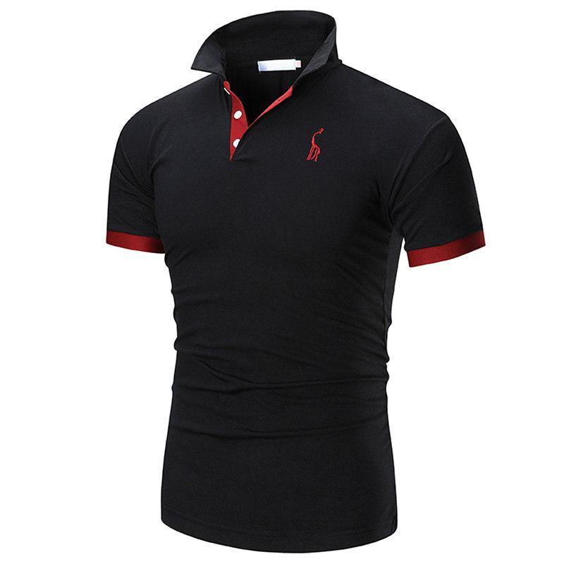 9c949fbd 2018 New Fashion Brand Designer T Shirt Mens Summer Top Tees Polo ...
