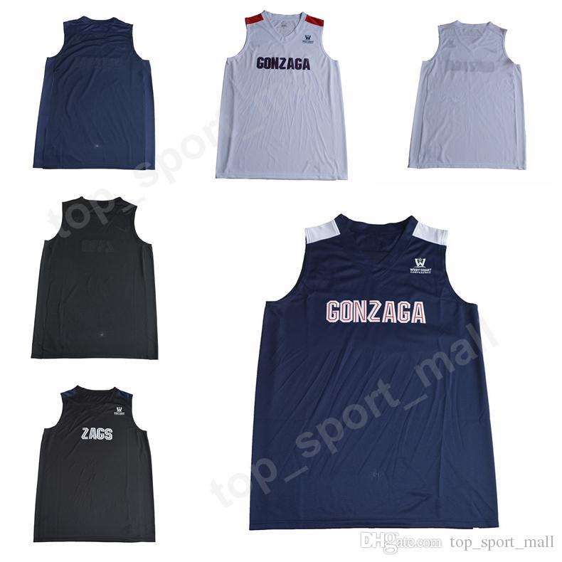 Gonzaga Bulldogs Jerseys 3 Johnathan Williams 13 Josh Perkins 33
